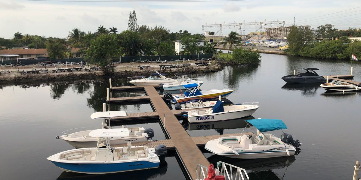 What Are the Opening Costs Involved in a Marina