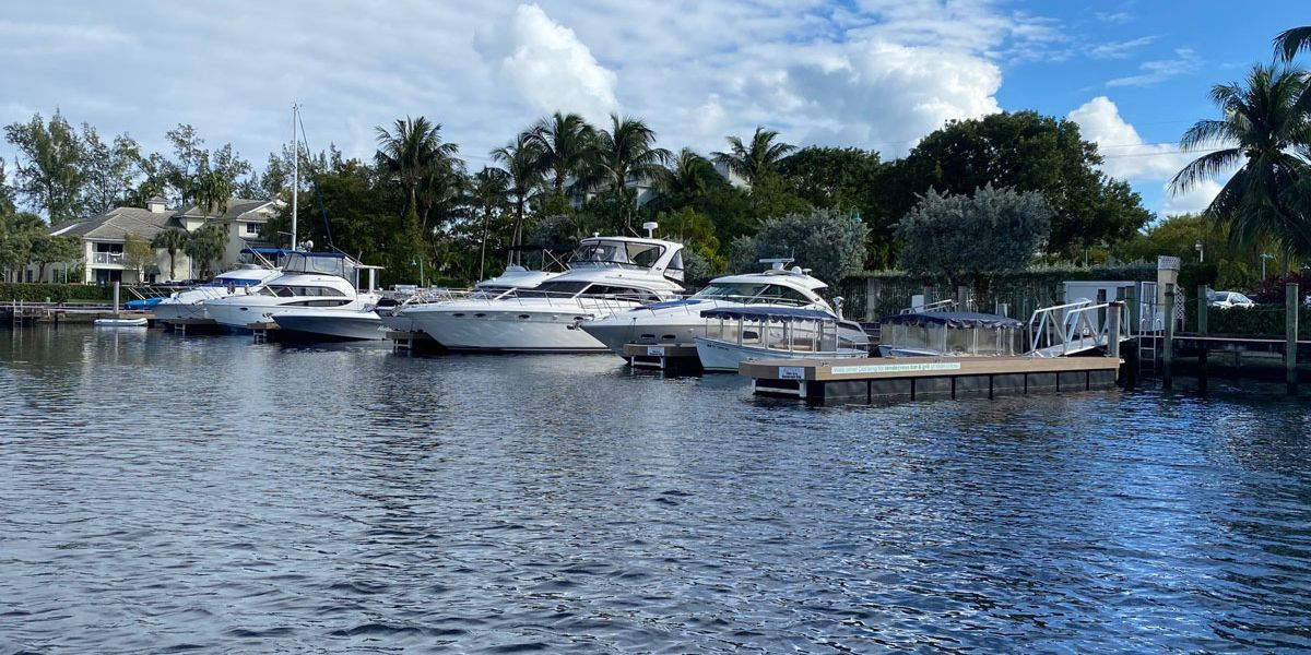 What are the Fundamentals of Designing a Marina